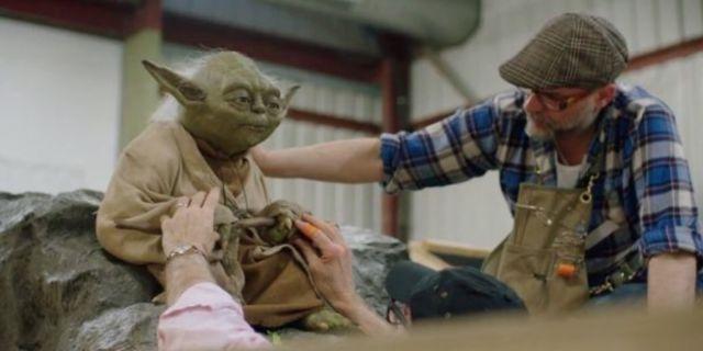 The Last Jedi Yoda Frank Oz