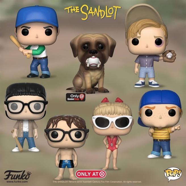 the-sandlot-funko-pop-figures