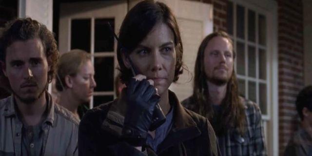The Walking Dead 813 Maggie