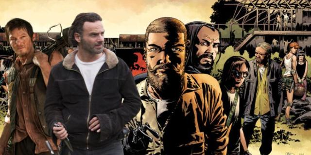 The Walking Dead comicbookcom
