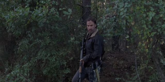 The Walking Dead Rick 814
