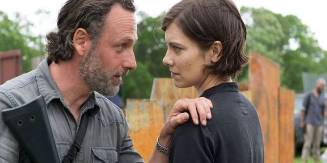 'The Walking Dead's Andrew Lincoln Says He Would Be Surprised If Maggie Isn't In Season 9