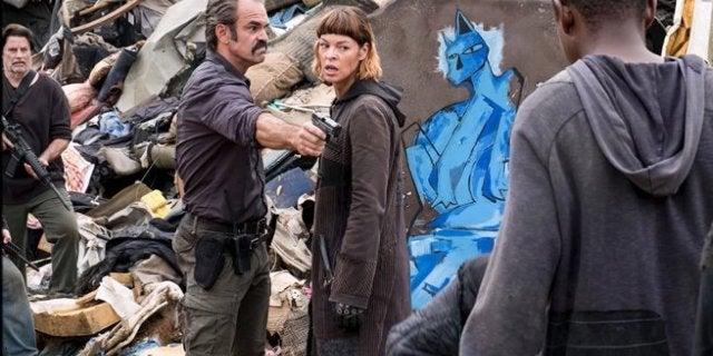 The Walking Dead  Season 8 Blue Boot Theories