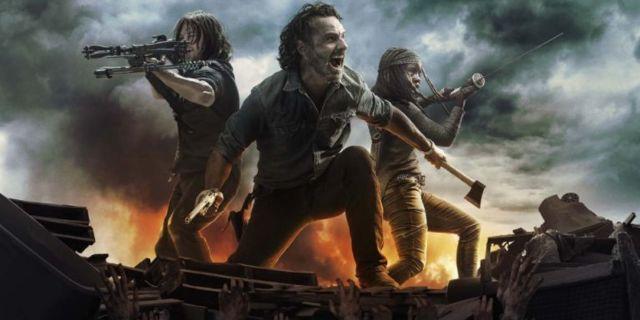The Walking Dead season 8 textless