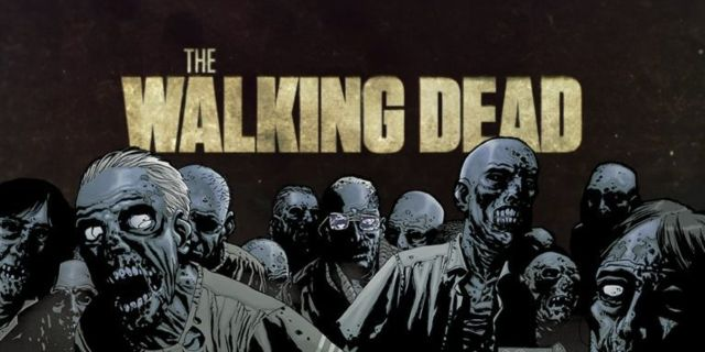 The Walking Dead zombies comicbookcom