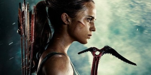 Tomb Raider Movie Reviews (2018)