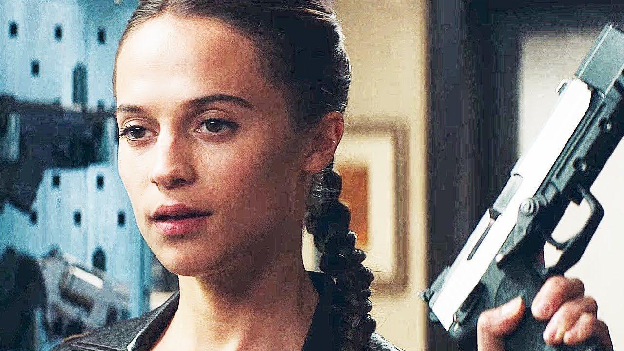 Tomb Raider Reveals New Story Of How Lara Croft Gets Her Guns
