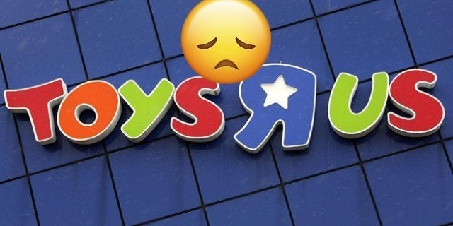 Toys R Us Liquidation Sale Canceled