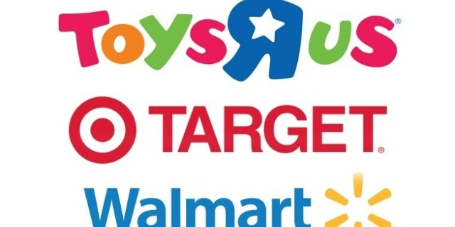 Walmart Toys R Us : Target