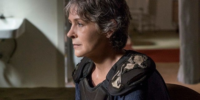 Melissa McBride Explains Time On 'Fear The Walking Dead' Set