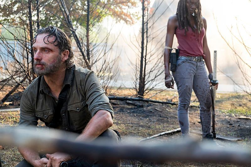 THE WALKING DEAD Season 8 Episode 11 Photos Dead or Alive Or