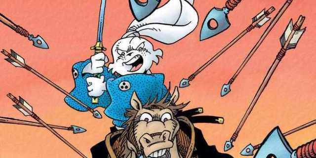 Usagi Yojimbo The Hidden #1 Review - Cover