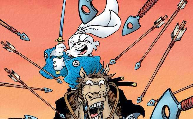 Usagi Yojimbo The Hidden #1 Review - Cover