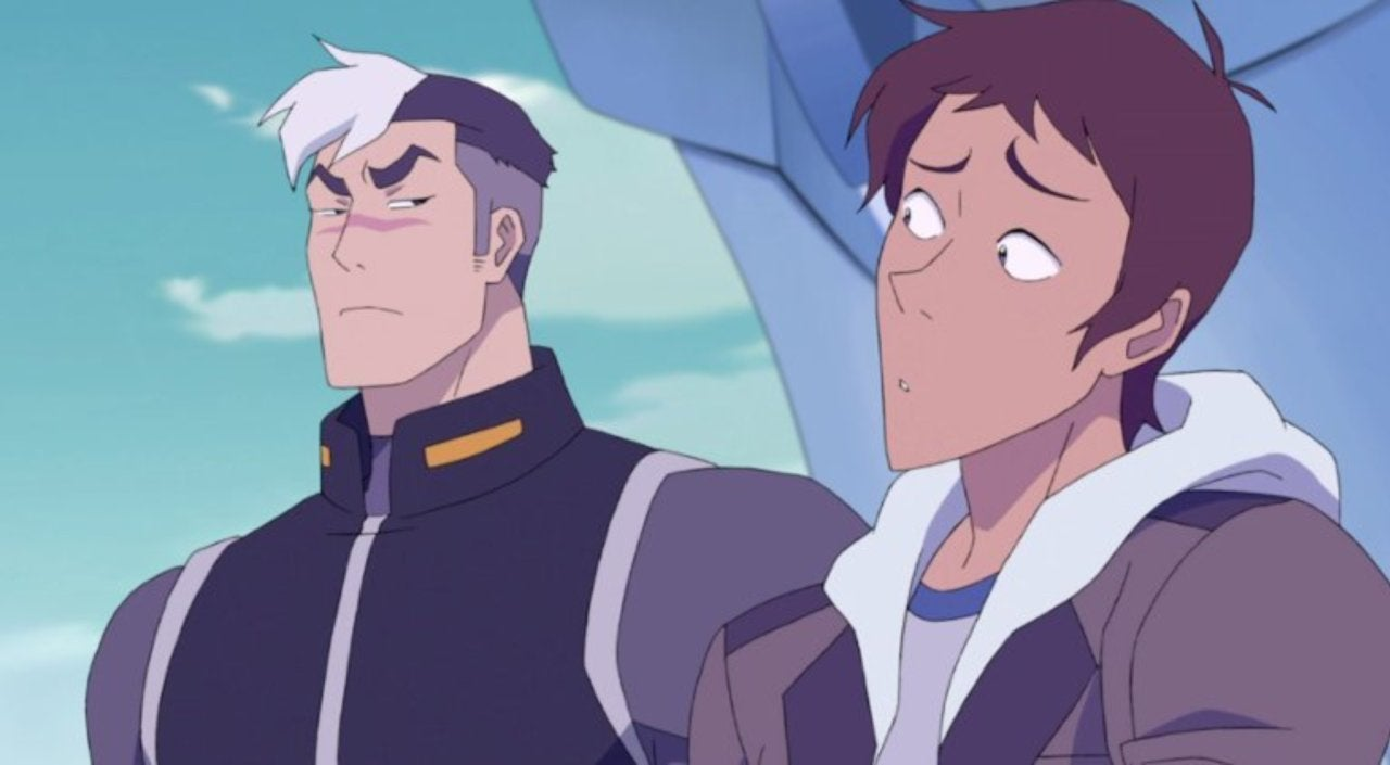 'Voltron': What Did Shiro Say to Lance?
