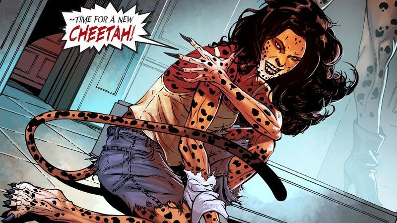 Kristen Wiig Will Play The Part Of Cheetah In Wonder Woman 2