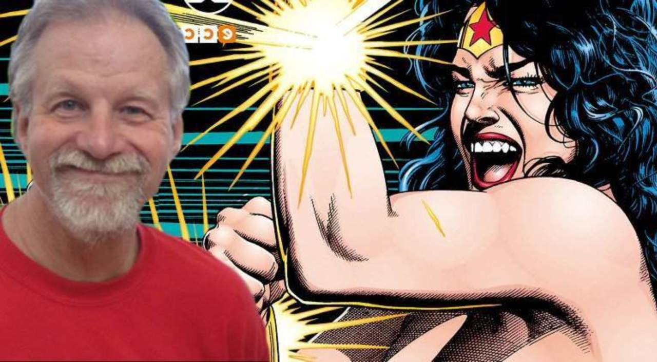 Resultado de imagem para Former 'Wonder Woman,' 'The Flash' Artist William Messner-Loebs Reveals He Is Homeless