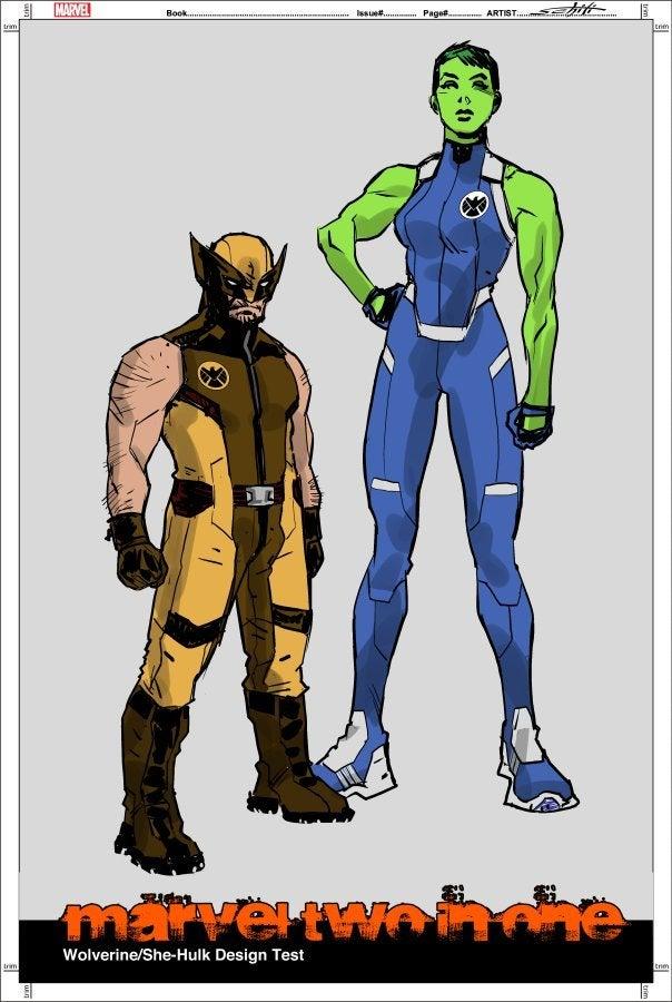 Shield costume