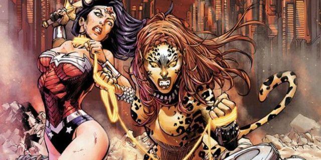 Wonder Woman 2 vs Cheetah