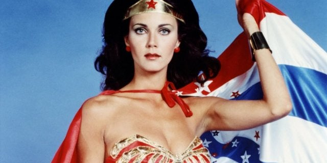 Lynda Carter Says 'Wonder Woman' Deserved an Oscar Nomination, Willing to Appear in Sequel