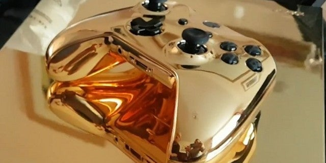 Xbox One Gold Watch This Beau...