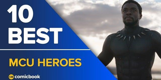 10 Best MCU Heroes screen capture
