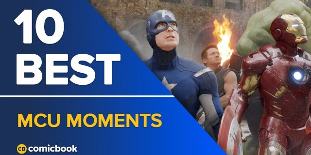10 Best MCU Moments screen capture