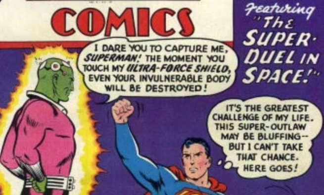 10 Greatest Action Comics Stories - Action Comics #242