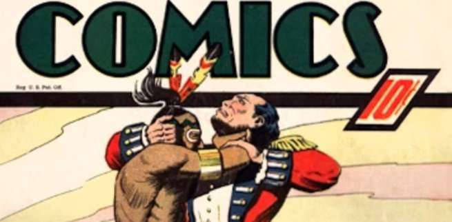 10 Greatest Action Comics Stories - Action Comics #8
