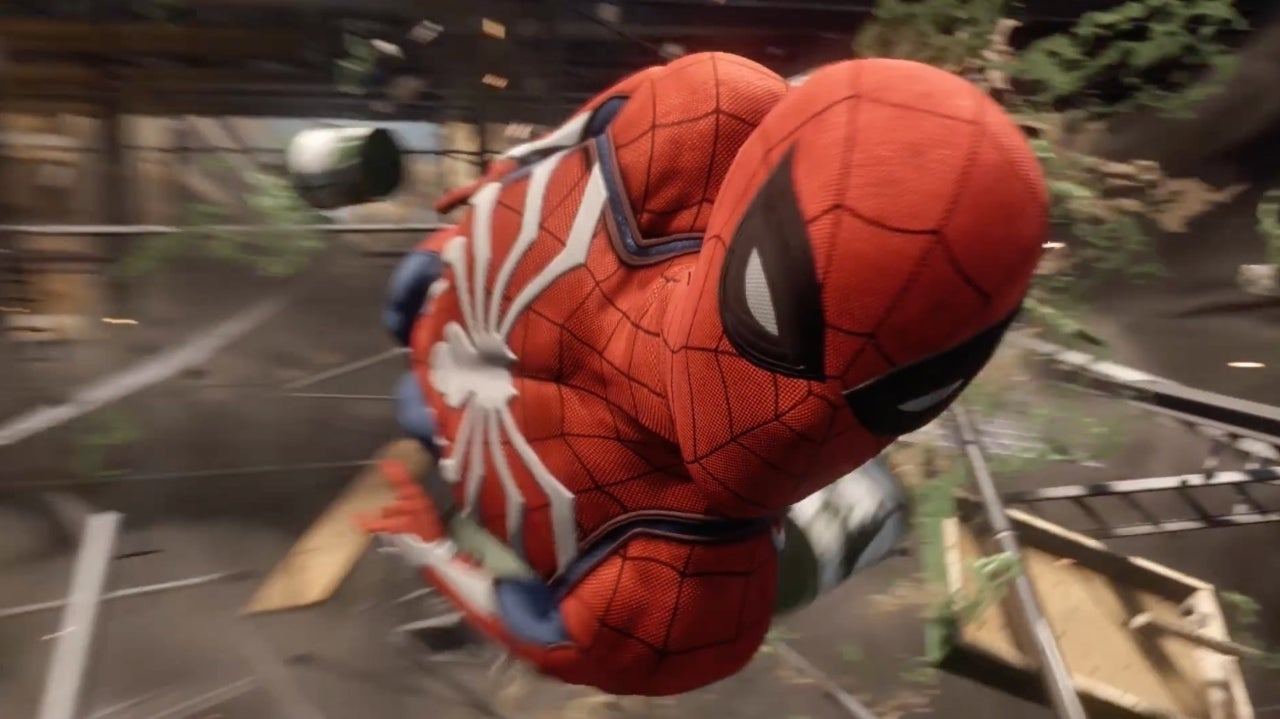 Spider Man Game is coming on PS4 in September