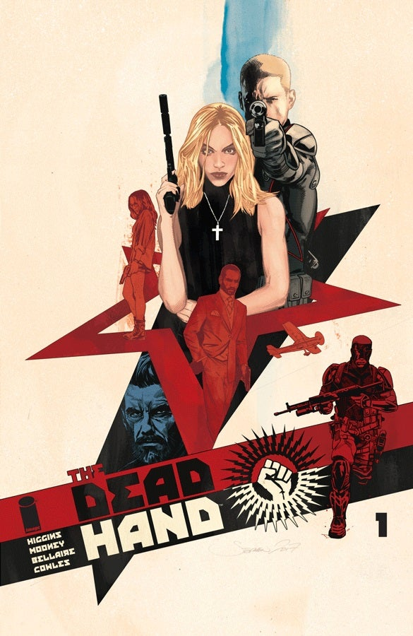 The Dead Hand (2018) Issue 1