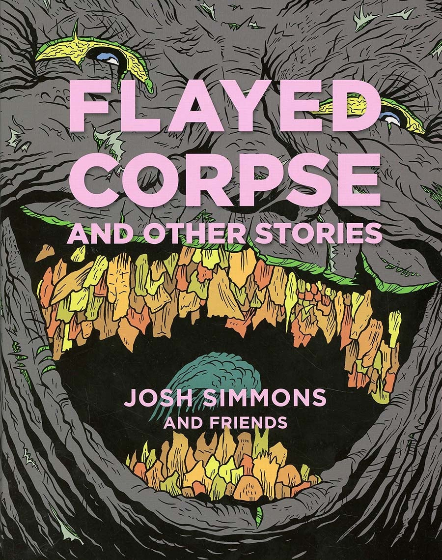 Flayed Corpse and Other Stories (2018) Issue HC