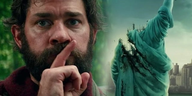 a quiet place cloverfield