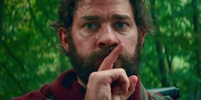A Quiet Place Movie Reviews (2018)