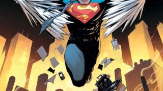 First Look at Bendis's Superman Relaunch