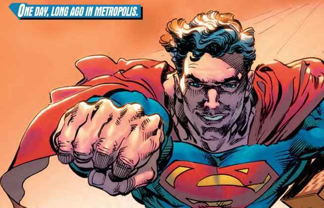 Action Comics #1000 Stories Ranking - The Game
