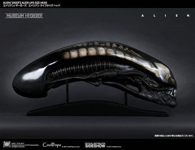 The 'Aliens' Life-Size Alien Queen Wall Sculpture Really