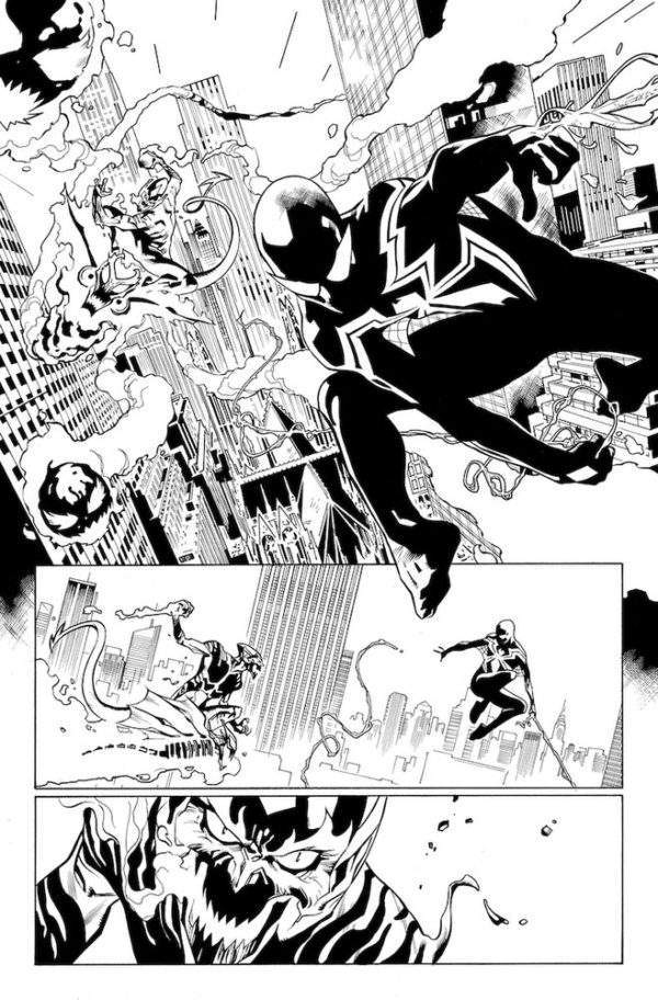 Amazing Spider-Man 800 Black Suit