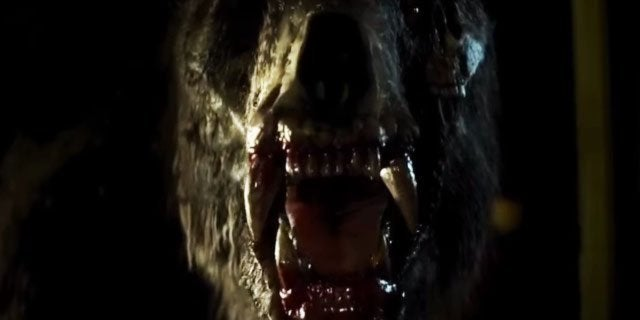 annihilation bear creature monster