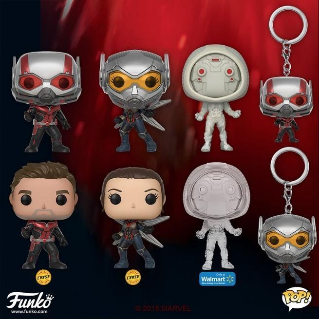 Hasbro Launches Ant Man And The Wasp 12 Inch Figures And