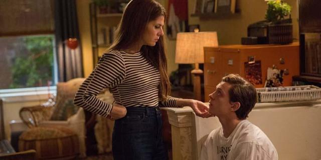 aunt may spider man homecoming
