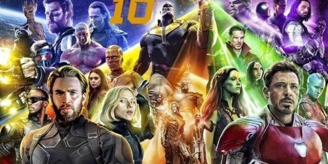 Avengers Ifinity War Trailer Ten Days Countdown