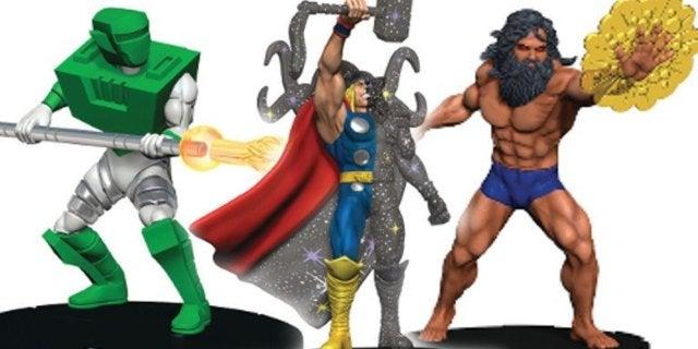 Avengers Infinity HeroClix