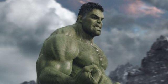 Avengers Infinity War After - Hulk