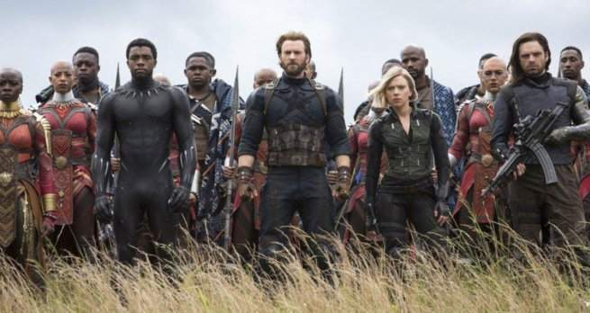 marvels the avengers then and now - The Avengers