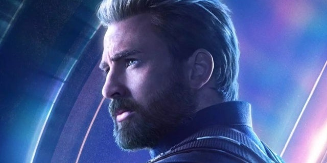 avengers infinity war captain america chris evans
