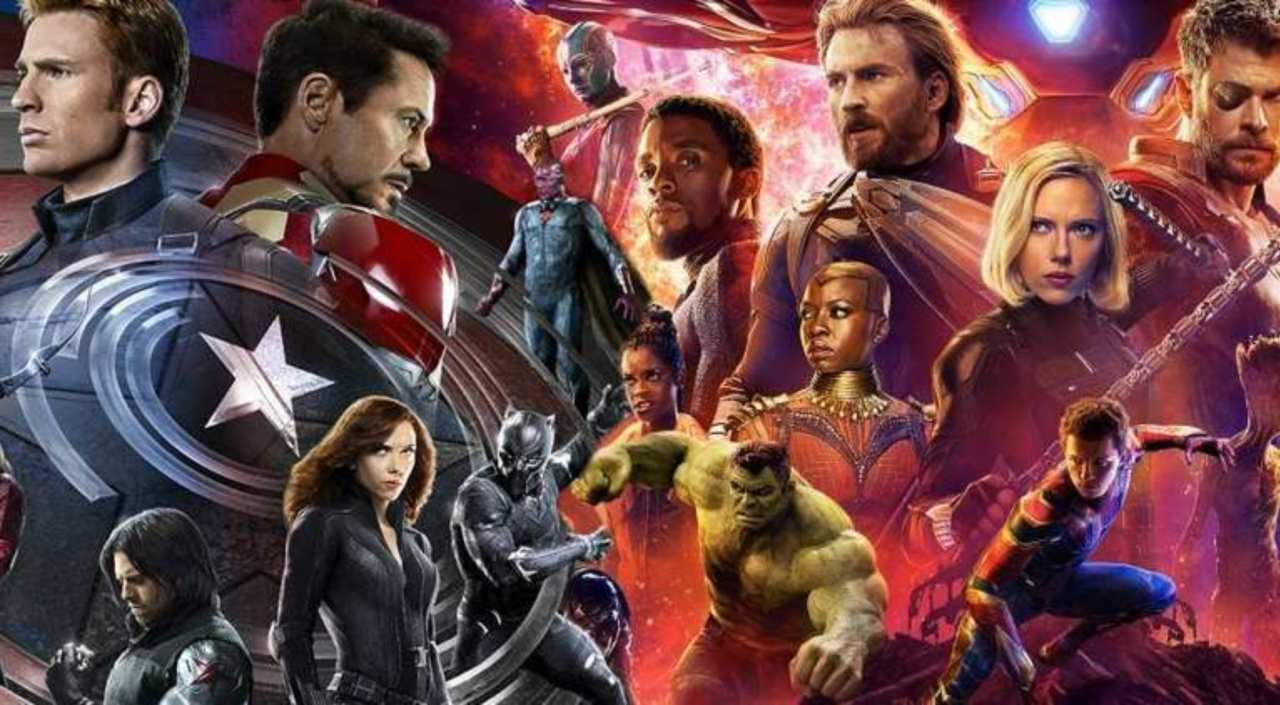 how 'avengers: infinity war' influenced the ending of 'captain