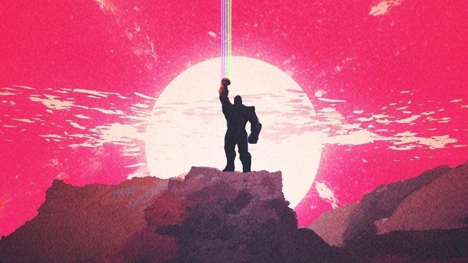 Avengers Infinity Warfare Customized Poster