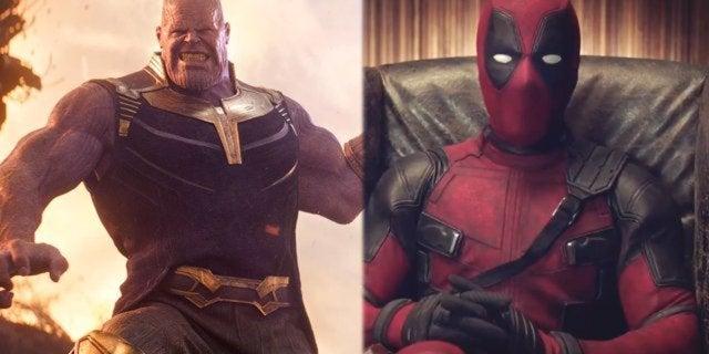 avengers infinity war deadpool 2