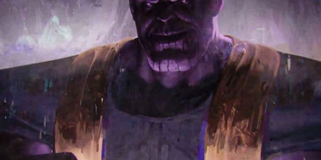 Avengers Infinity War Deleted Scenes Thanos Origin Titan