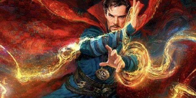 Avengers Infinity War Doctor Strange Sorcerer Supreme